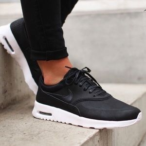 Nike Shoes   Nike Faux Leather Air Max